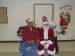 Santa and Jerome Christmas party 2012