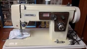 sewing machine 1 Janet