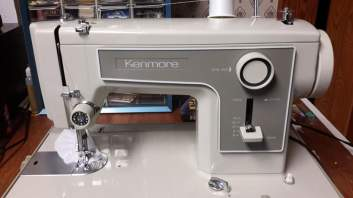 sewing machine 2 Janet